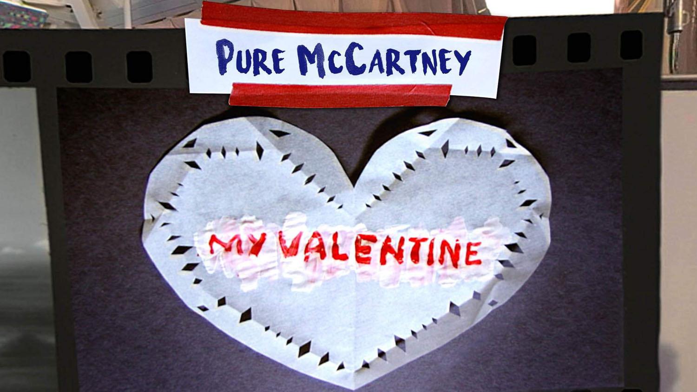 Pure McCartney - My Valentine