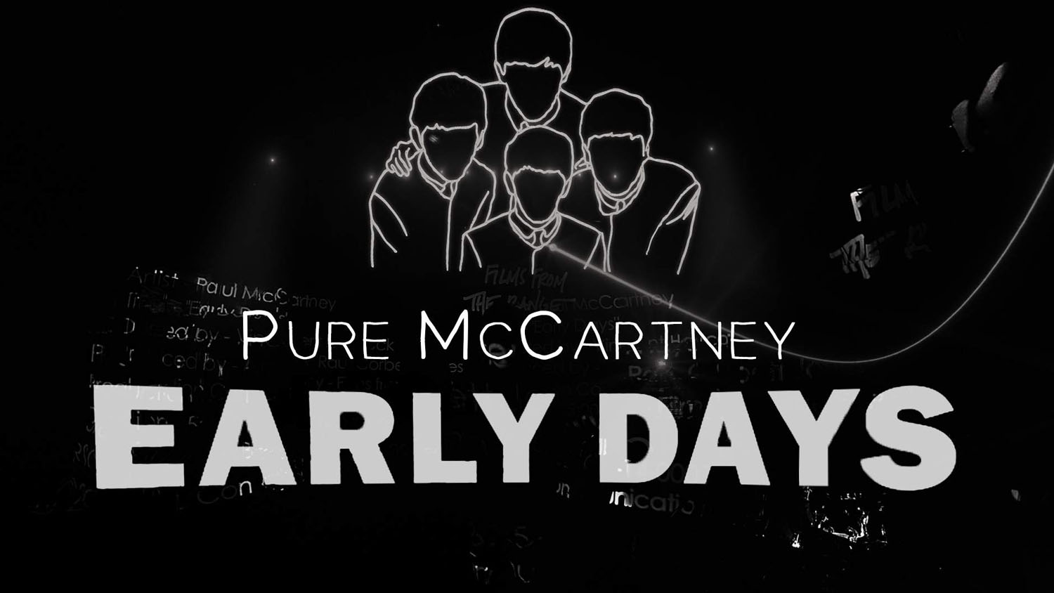 Pure McCartney - Early Days