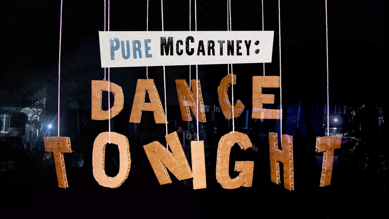Pure McCartney - Dance Tonight