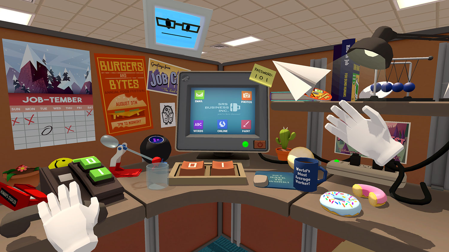 Job Simulator - Office
