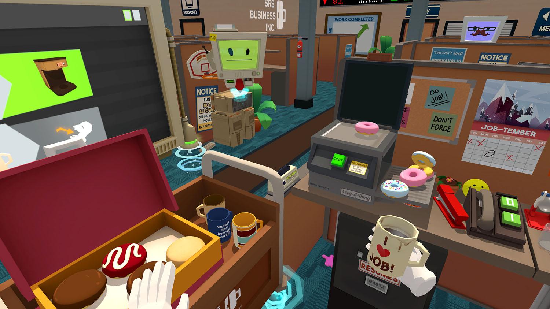 Job Simulator - Office