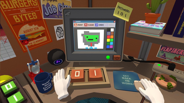 Job Simulator - Fun