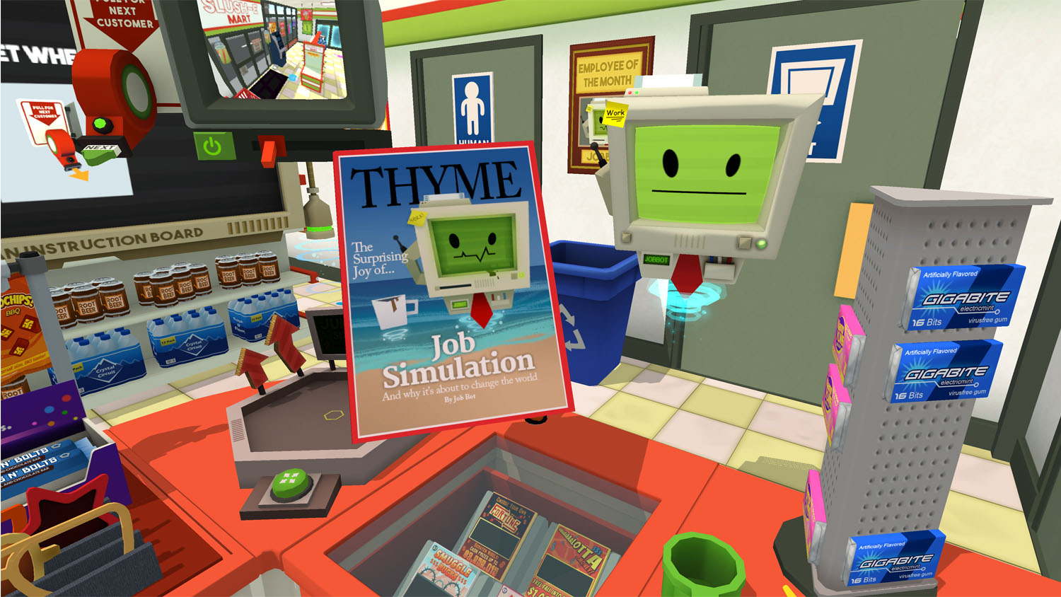 Job Simulator - Fun