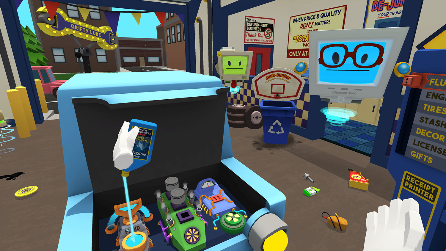 Job Simulator - Auto