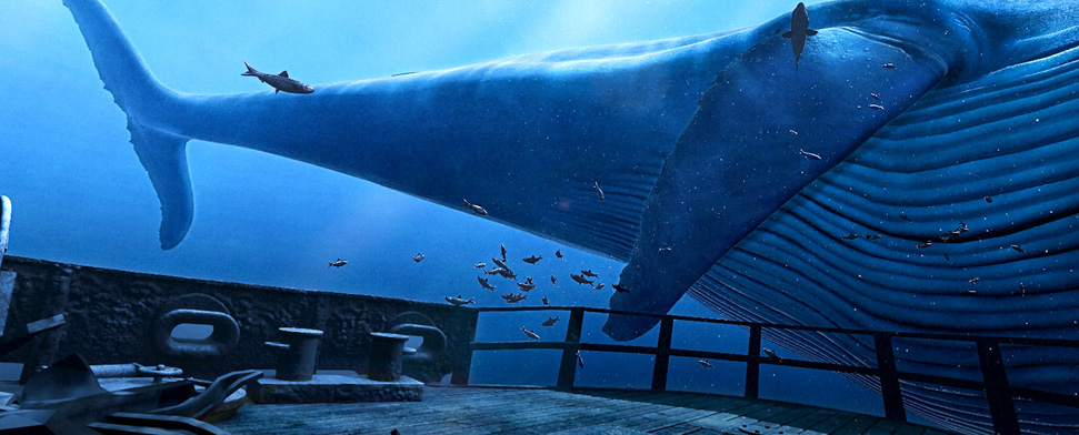 theBlu: whale Encounter